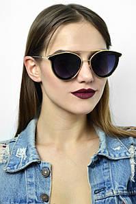 Cолнцезащитные женские очки 679 черные