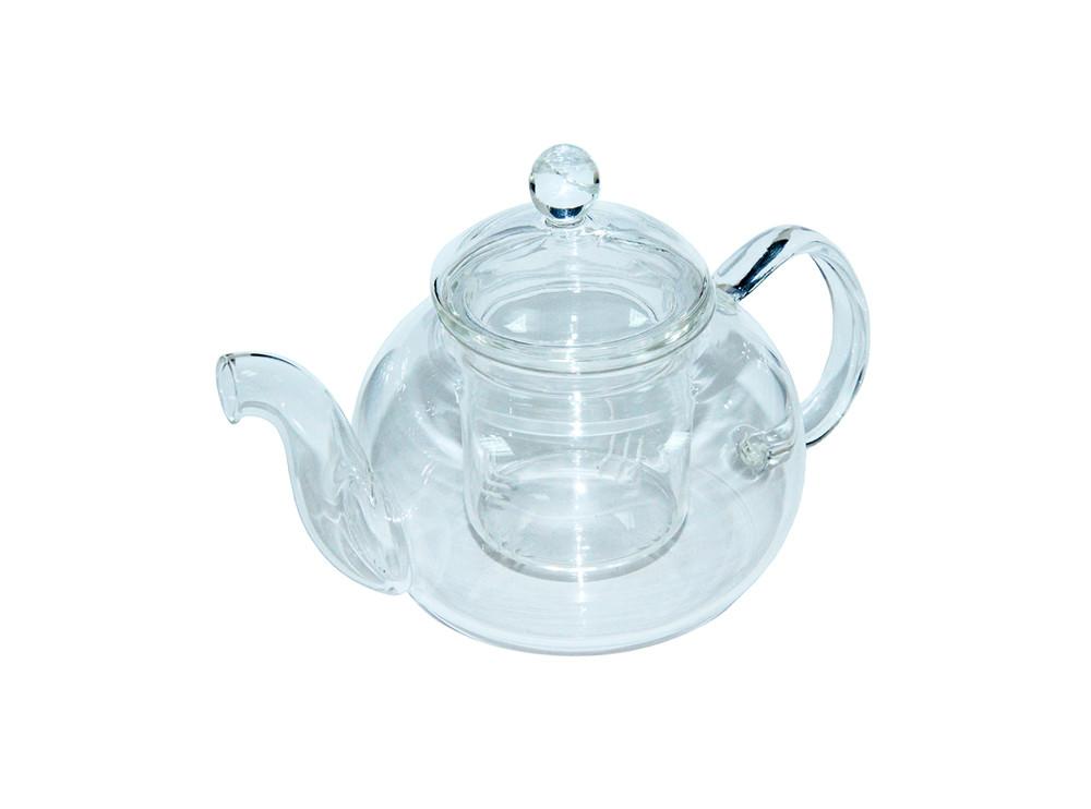 """Чайник со стеклянным ситом """"Греческий"""" 800 мл"""