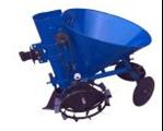 Картофелесажатель мотоблочный  K-1Ц (синий)