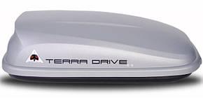 Автомобильный бокс Terra Drive 320 серый правосторонний, фото 2