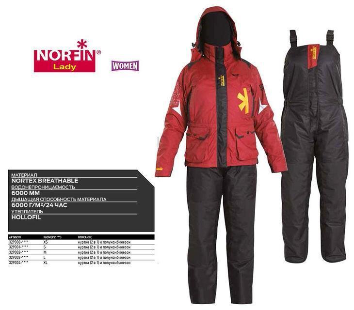 Женский зимний костюм NORFIN LADY размер М