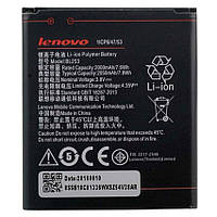 Аккумулятор к телефону Lenovo BL253 2050mAh