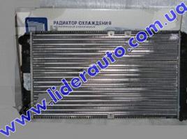Радиатор вод. охлаждения ВАЗ 1118 (алюм.) (пр-во LUZAR)  1118-1301012