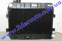 Радиатор вод. охлаждения ВАЗ 2101 (медь) (пр-во Иран)  2101-1301012