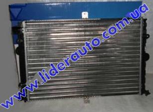 Радиатор вод. охлаждения ВАЗ 2108 (алюм.) (пр-во LUZAR)  2108-1301012