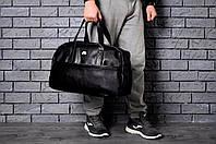 Стильная Спортивная сумка найк (Nike), экокожа реплика
