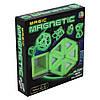 Магнитный Конструктор Magnetic Glow Set, 14 Деталей Ps, фото 2