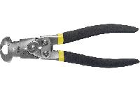 Topex Кусачки торцевые шарнирные 170 мм, рукоятки с эластичным покрытием, сталь CS