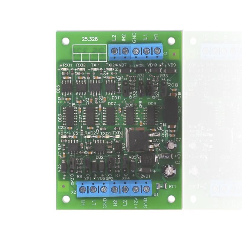 Адресный модуль ввода/вывода AM-2