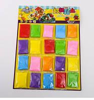 Пластилин для лепки Clay (пакет 10г) поштучно