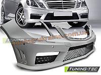 Передний бампер стиль AMG для Mercedes E W212 2009-2013