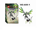 Конструктор KZC Bionicle 609 ((LEGO BIONICLE) 6 видов, фото 2