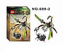 Конструктор KZC Bionicle 609 ((LEGO BIONICLE) 6 видов, фото 3