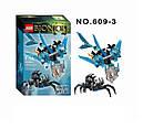 Конструктор KZC Bionicle 609 ((LEGO BIONICLE) 6 видов, фото 4