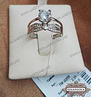 Серебряное кольцо с камнем ЛК 0205