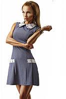Короткое летнее платье (р. S,M,L) арт. 4618