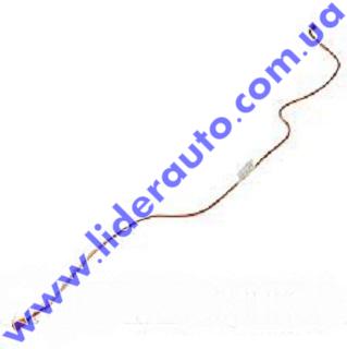 Трубка тормозная ВАЗ 2101-07 зад.прав. (медь) (пр-во г.Харьков)  2101-3506100