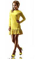 Яркое повседневное платье (р. S,M,L)