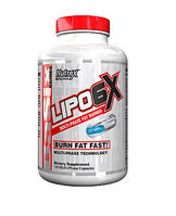 Nutrex Research Lipo-6X, 120 капсул