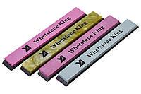 Набор точильных камней 4 штуки, точильное устройство, заточка кухонных ножей, (240/400/3000/8000 GRIT)