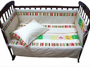 Комплект в кроватку Лето