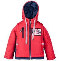 Демисезонная куртка  трансформер для мальчика 55