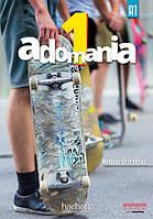 Adomania : Niveau 1  Livre de l'eleve + CD-ROM
