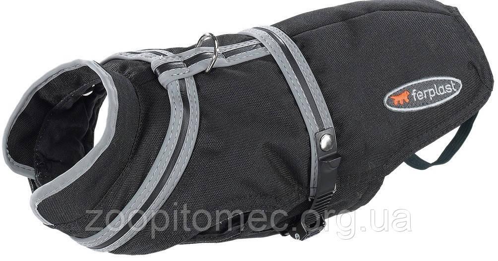 Ferplast TECHNO 25 - пальто со шлейкой для собак