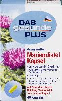Биологически активная добавка Das Gesunde Plus молочный чертополох, 40 шт.