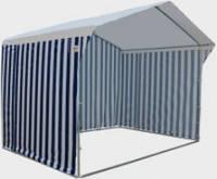Палатка 4/3м для торговли,агитаций или отдыха