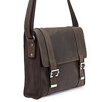 Мужской современный портфель из натуральной кожи МІС MISS4250