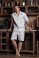Мужская пижама шортами
