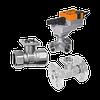 Трехходовой откр./закр. шаровый клапан BELIMO DN50 с электроприводом