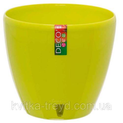 Цветочный горшок Deco 4,0л