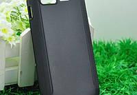 Чехол-накладка TPU для FLY IQ440 (черная)
