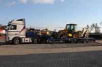 Аренда трала негабаритние грузоперевозки 30 тонн