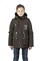 Детские кожаные куртки для мальчиков