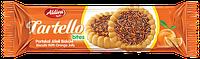 Tartello Biscuit With Orange Jelly