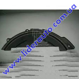 Защита маховика ВАЗ 2110 нижняя (пр-во АвтоВАЗ)  21100-160112100