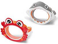 Маска для плавания для детей от 3 до 8 лет Intex