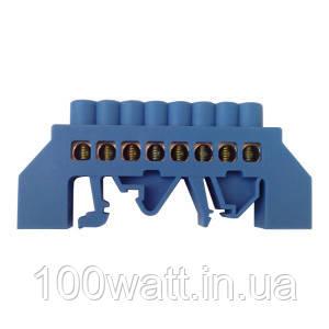 Клемма мостик универсальная 8 отверстий ST230