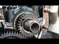 Распредвал двигателя змз 402 Газель, волга