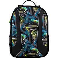 Рюкзак Kite K18-703M-1 Big bang школьный каркасный детский для мальчиков 37см х 26см х 18см