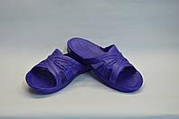 Тапочки женские фиолетовые пена оптом Dreamstan, фото 1