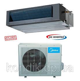 Кондиционер MIDEA MTIU-12FNXDO/MOU-12FN8-RDO Inverter R32 канальный