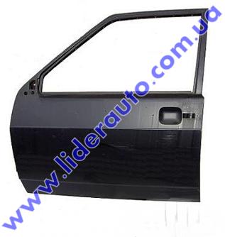 Дверь передняя левая ВАЗ 2109 (пр-во АвтоВАЗ)  2109-6100015