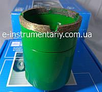 Сверло трубчатое 40мм со спеченным алмазоносным слоем, фото 1