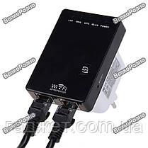 Двухпортовый Wi-Fi репитер /точка доступа, фото 3