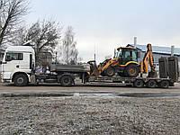 Аренда трала Robuster по перевозке техники(до 35т)