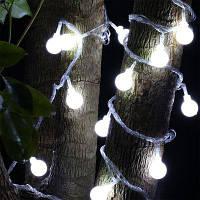10м светодиодная гирлянда из шариков на 100 светодиодов США